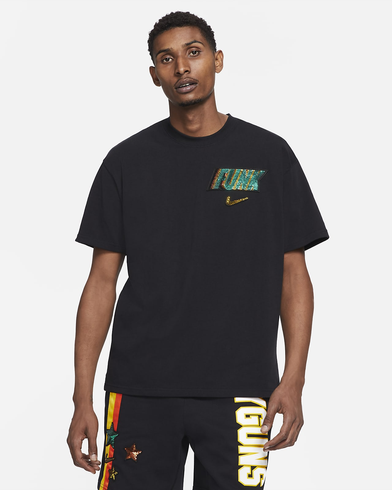Nike Rayguns 男款籃球 T 恤