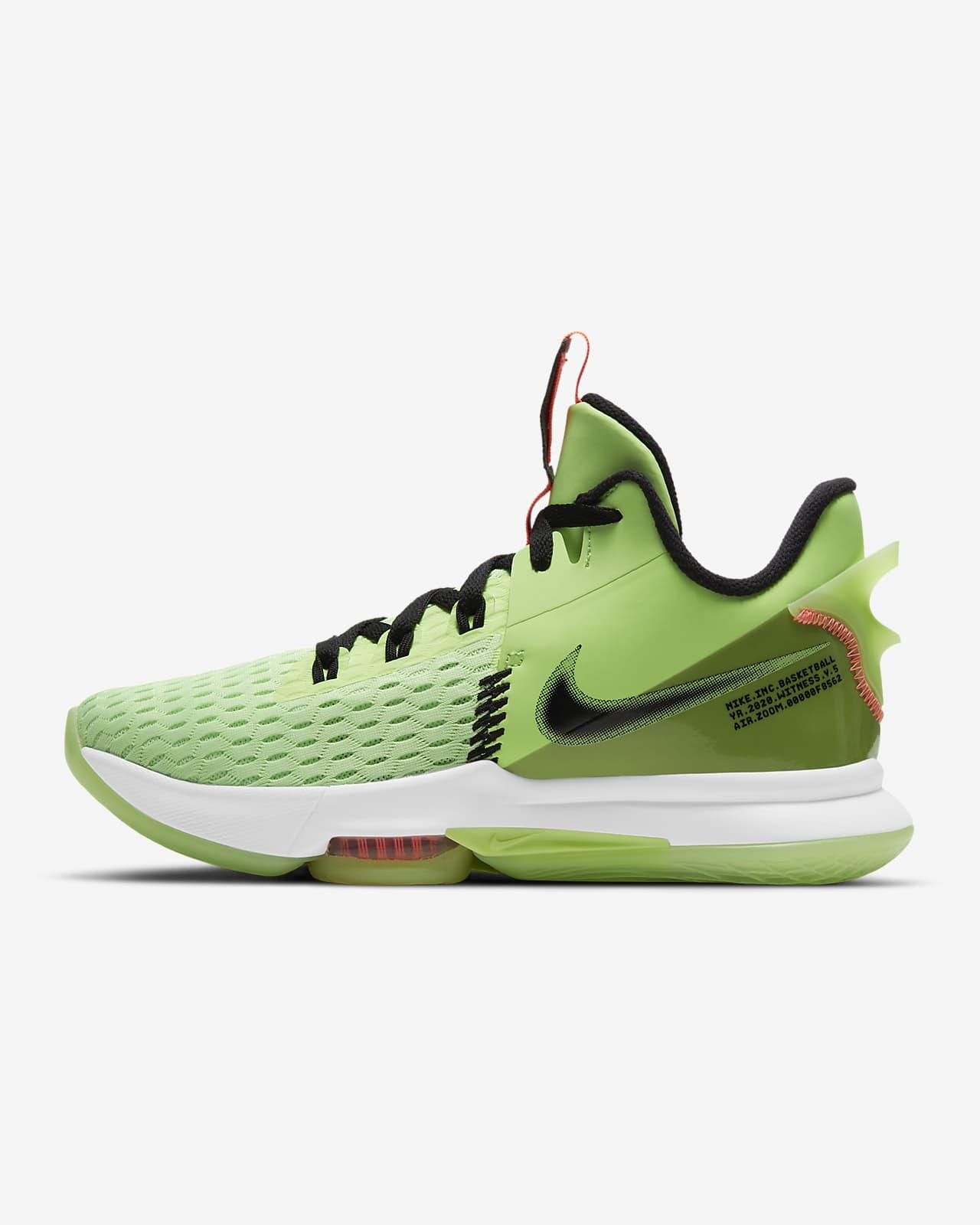 LeBron Witness 5 Basketballschuh