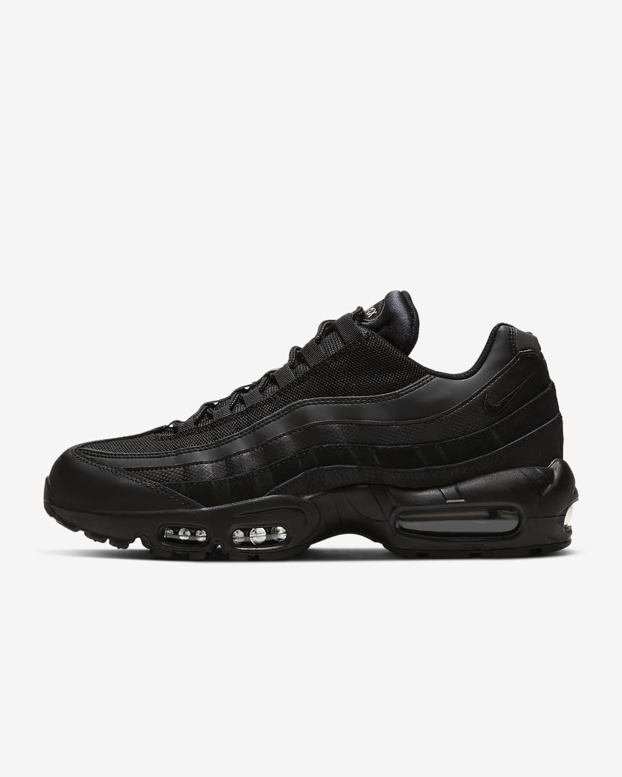 nike air max 1995 black