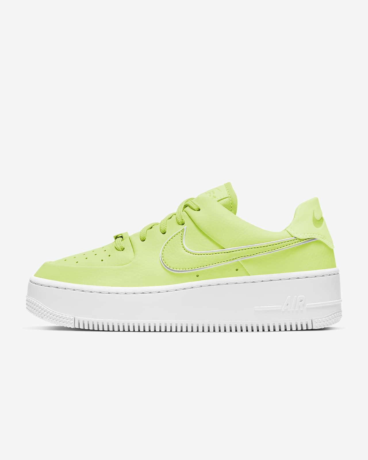 air force 1 mujer sage low