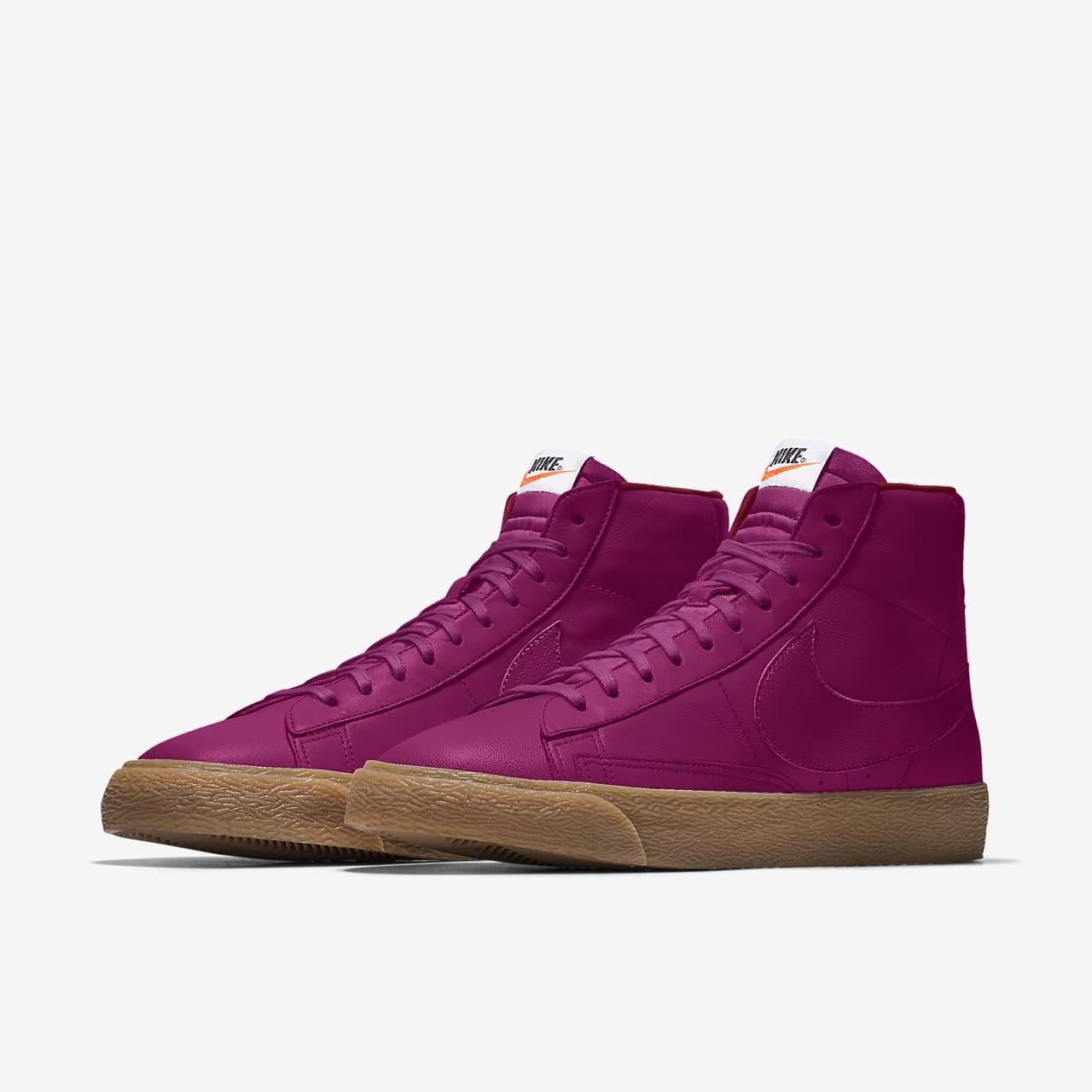 Nike Blazer Mid By You Custom Women's