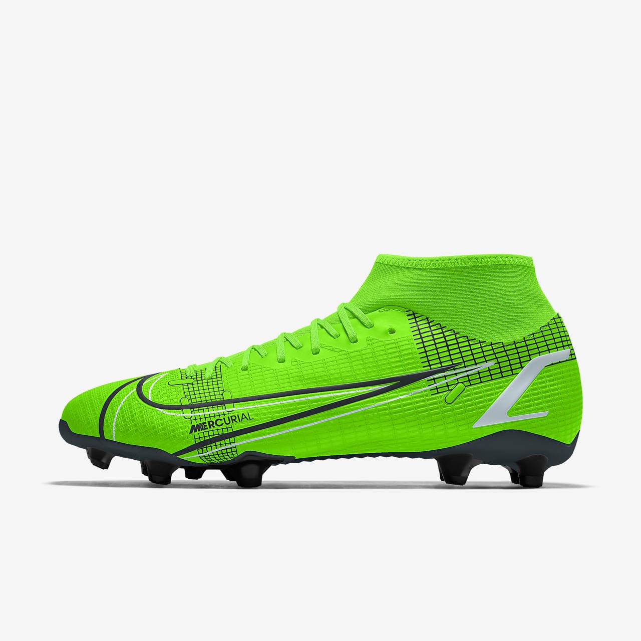 Nike Mercurial Superfly 8 Academy By You Custom Football Boot