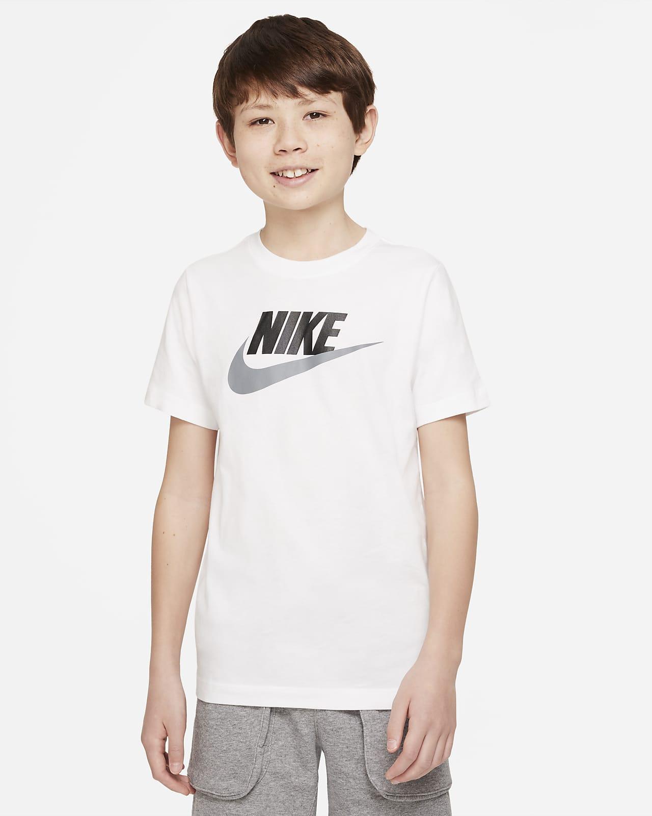 Nike Sportswear Camiseta de algodón - Niño/a