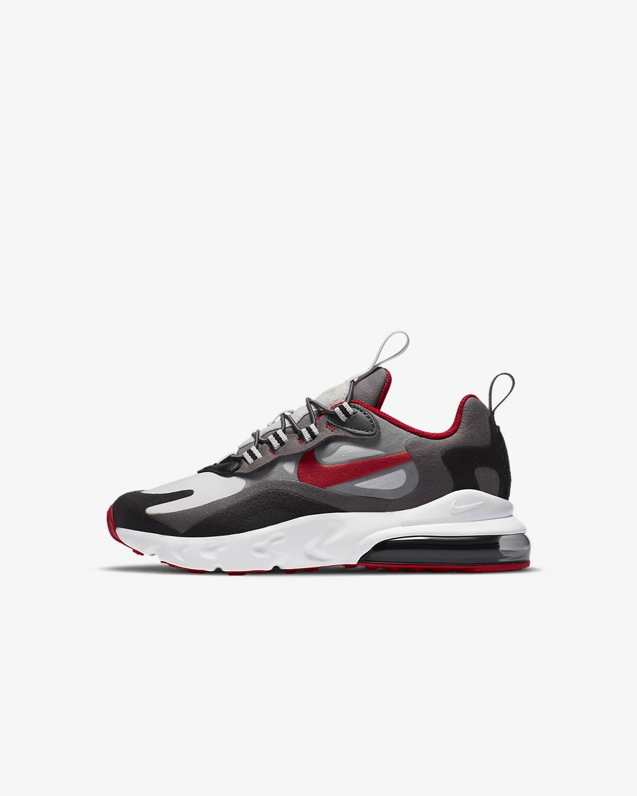 chaussures nike enfant rouge air max