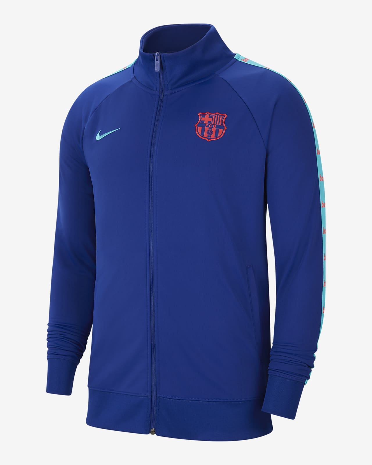 F.C. Barcelona JDI Men's Jacket