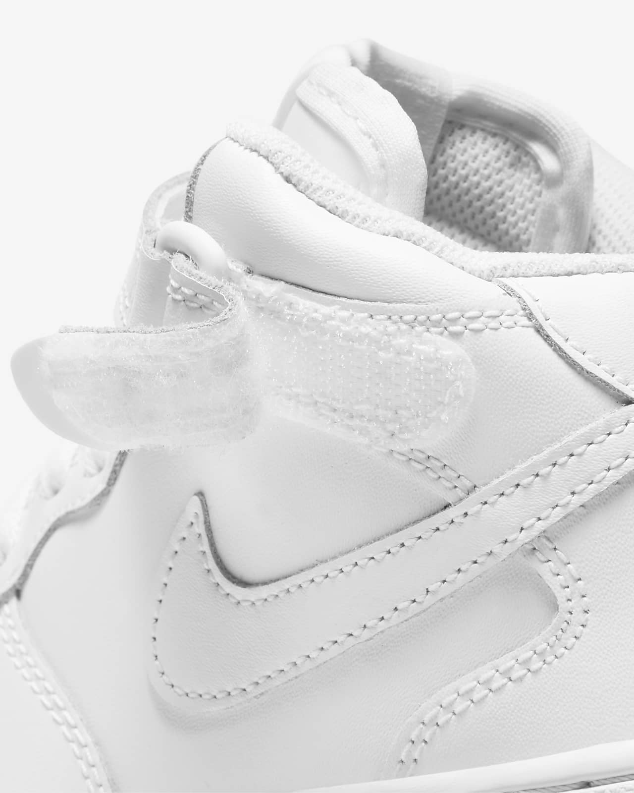 Nike Force 1 Mid Little Kids' Shoes