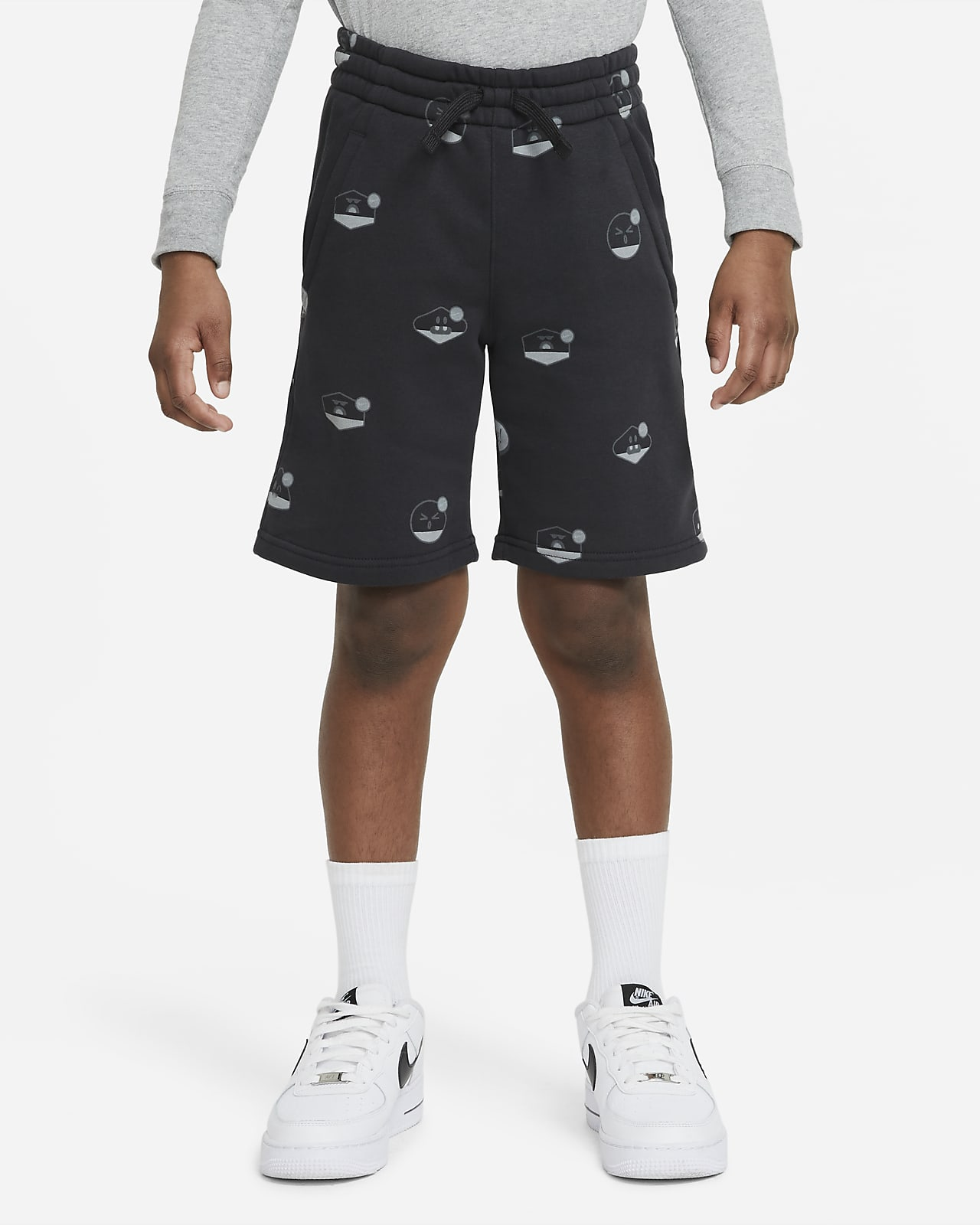 Nike Sportswear Club Big Kids' (Boys') Shorts