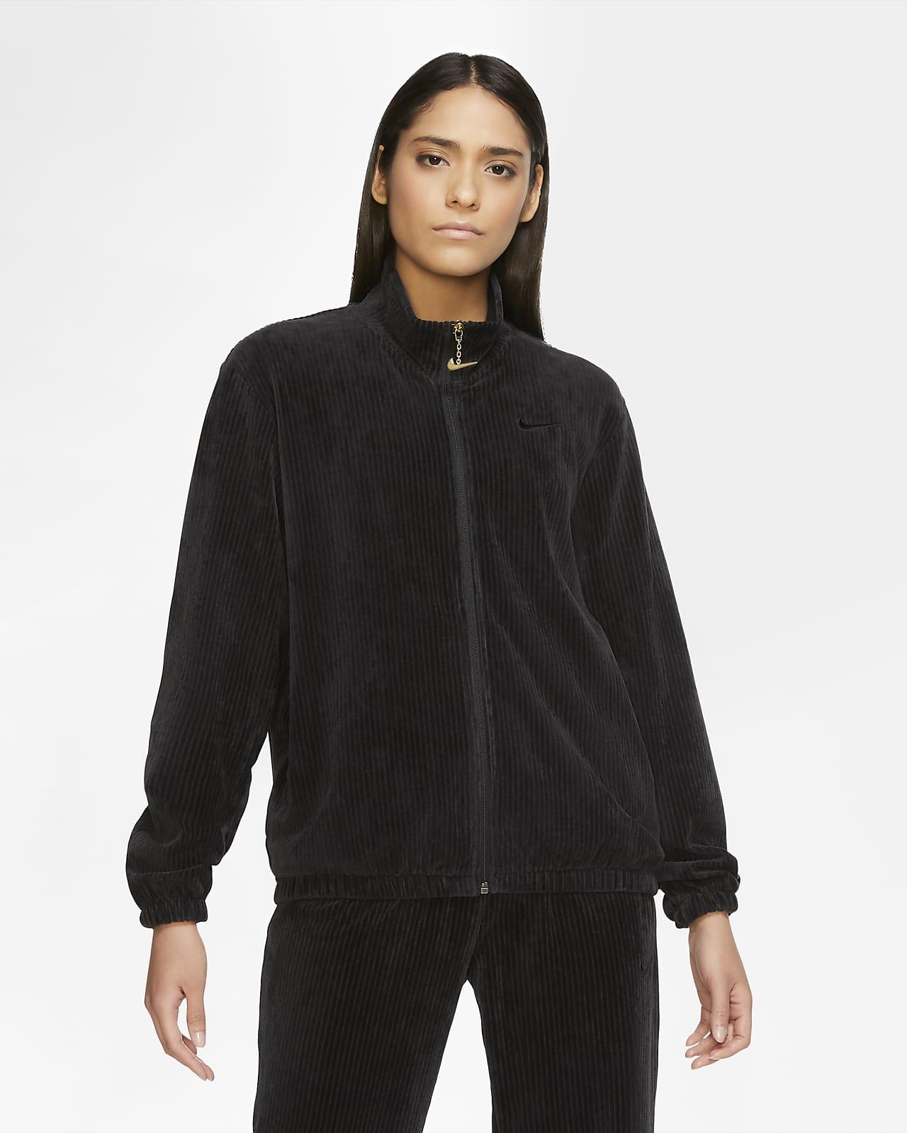 Velour Tracksuit Jacket. Nike