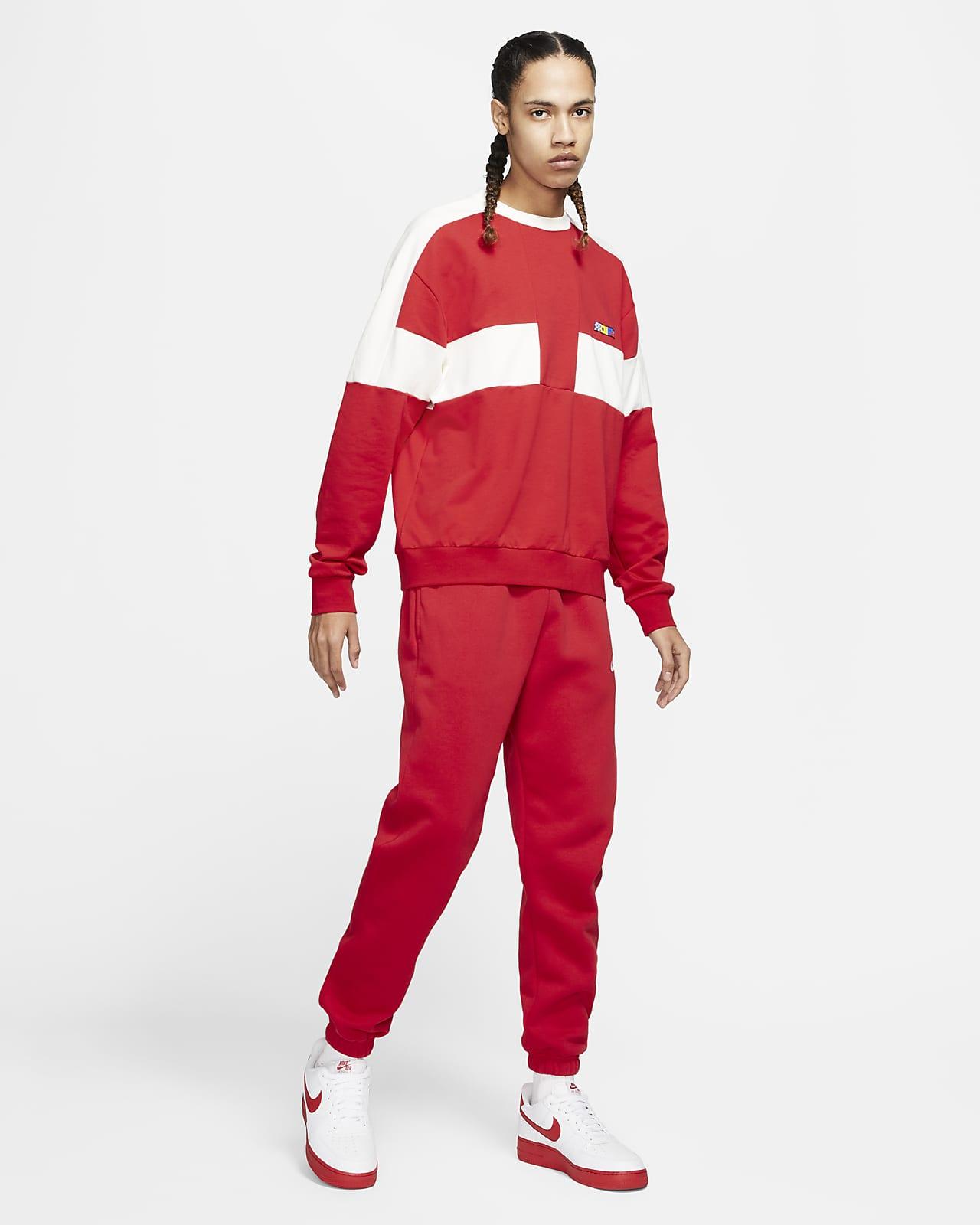 Predownload: Nike Sportswear Reissue Men S French Terry Crew Nike Com [ 1600 x 1280 Pixel ]