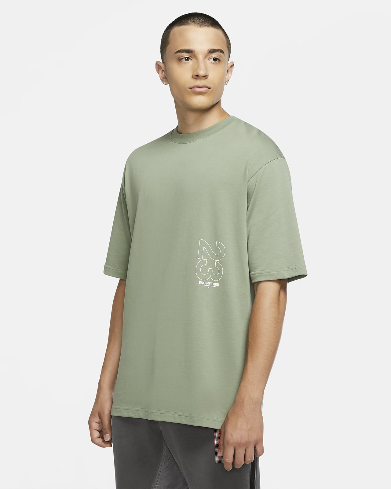 Jordan 23 Enginereed Men's Short-Sleeve Crew