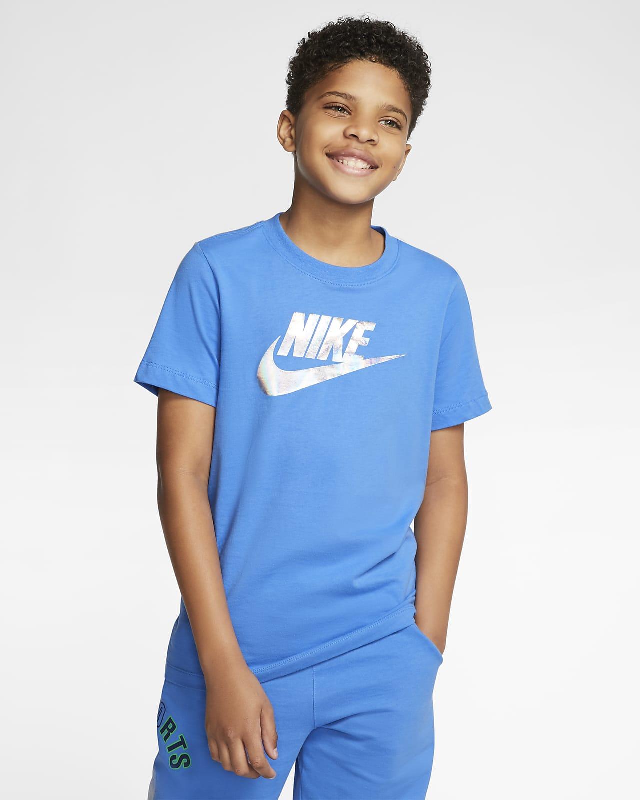 Tričko Nike Sportswear pro větší děti (chlapce)