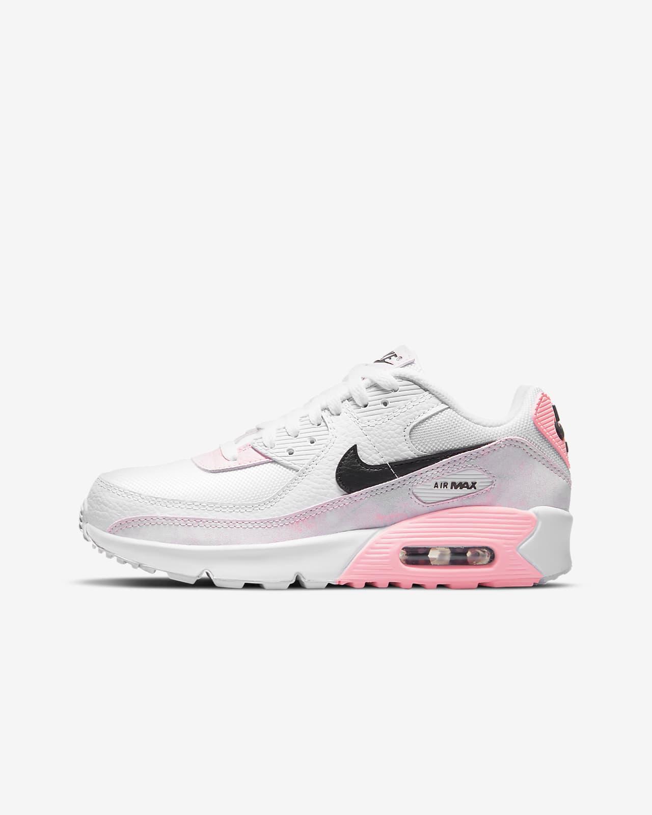 Nike Air Max 90-sko til større børn