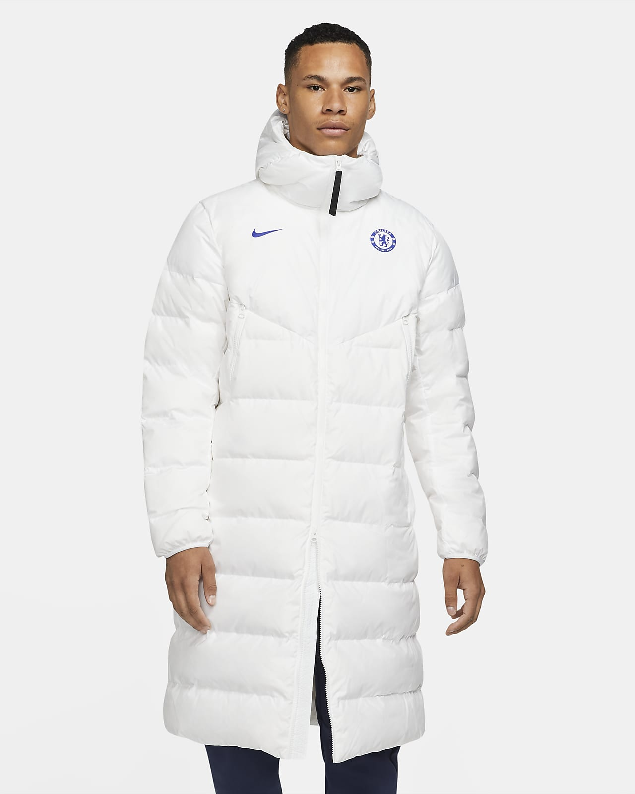 Chelsea FC Strike Men's Football Jacket