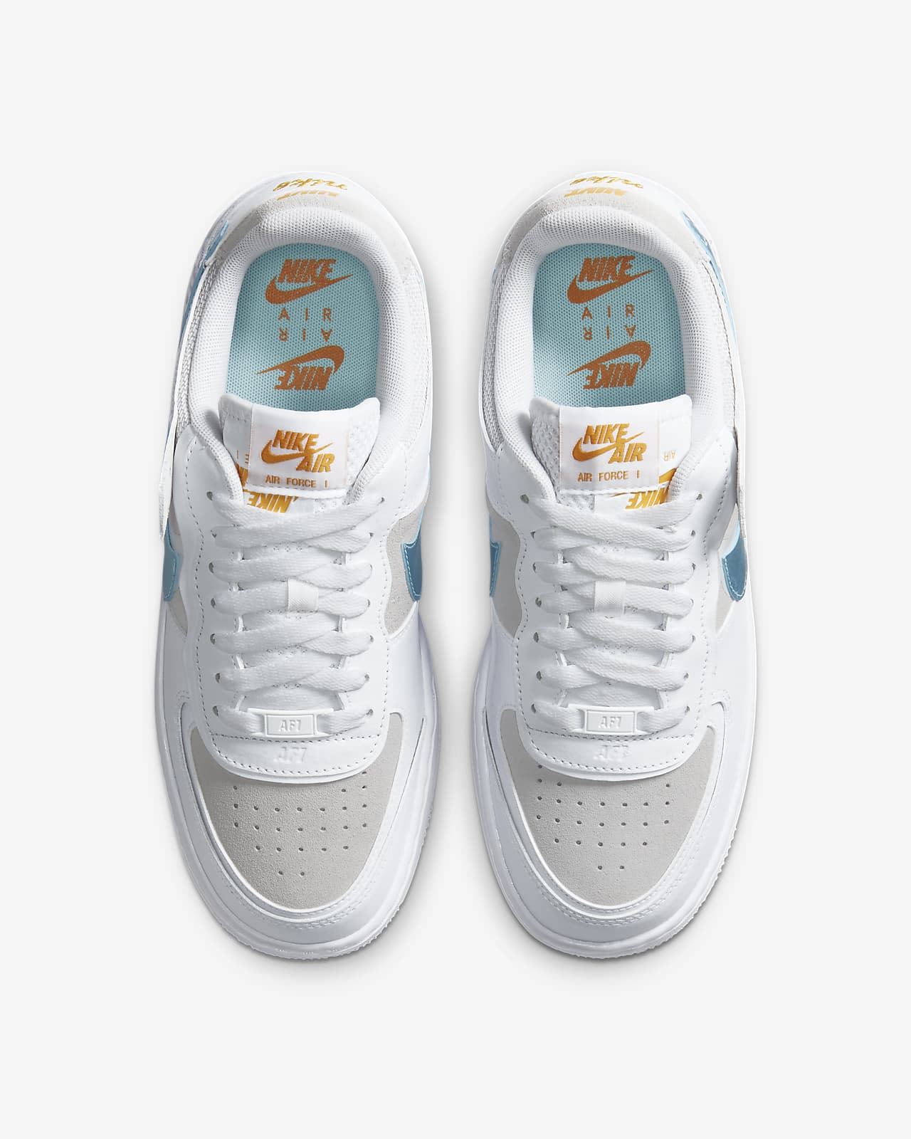 Nike Air Force 1 Shadow Women S Shoe Nike Jp Dropping in 1982, the nike air force 1 sneaker revolutionised basketball trainers forever. nike air force 1 shadow women s shoe