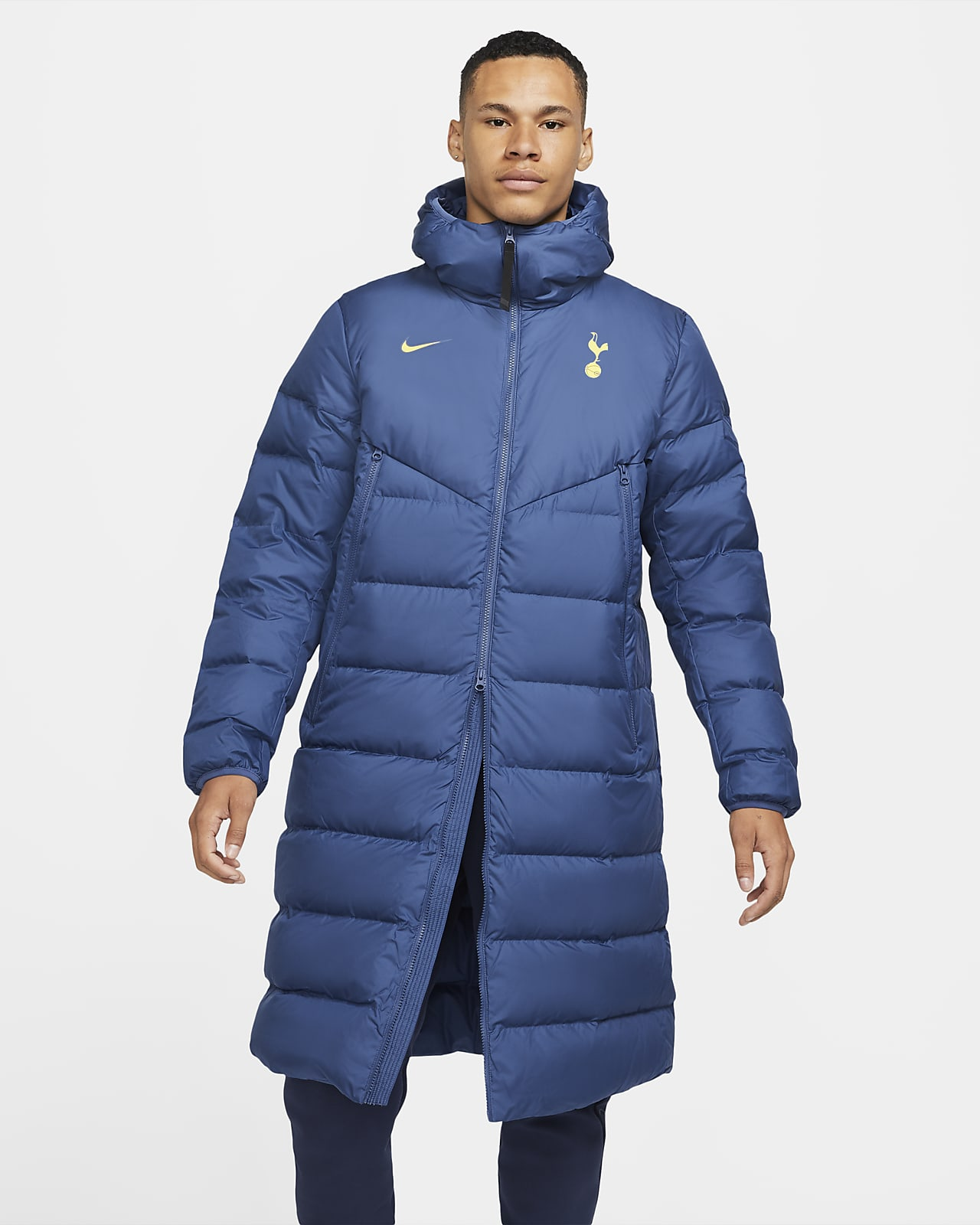 Mariscos hotel Alcalde  Tottenham Hotspur Strike Chaqueta de plumón de fútbol - Hombre. Nike ES