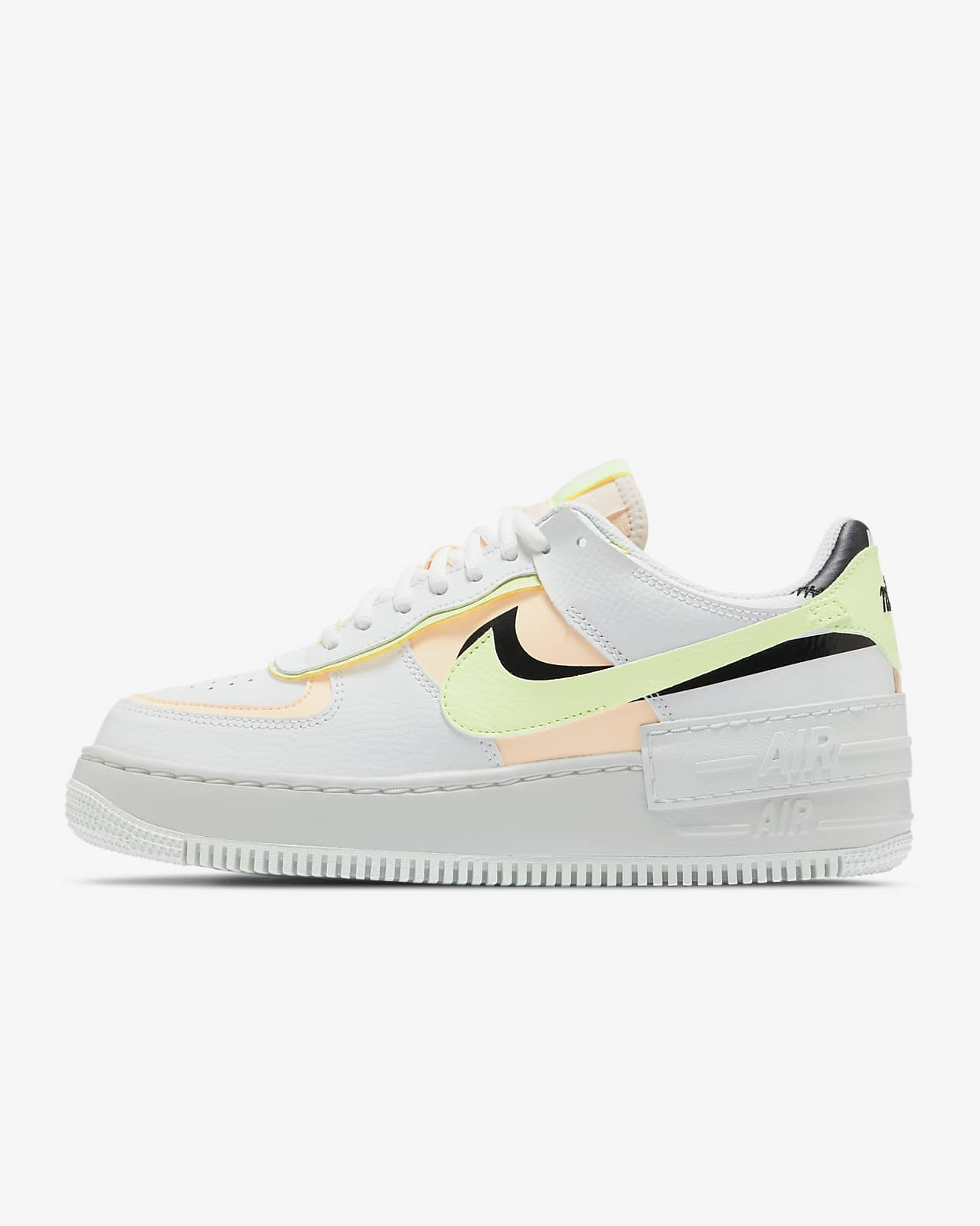 Nike Air Force 1 Shadow Women S Shoe Nike Sg The nike air force 1 low black yellow is now arriving. nike air force 1 shadow women s shoe