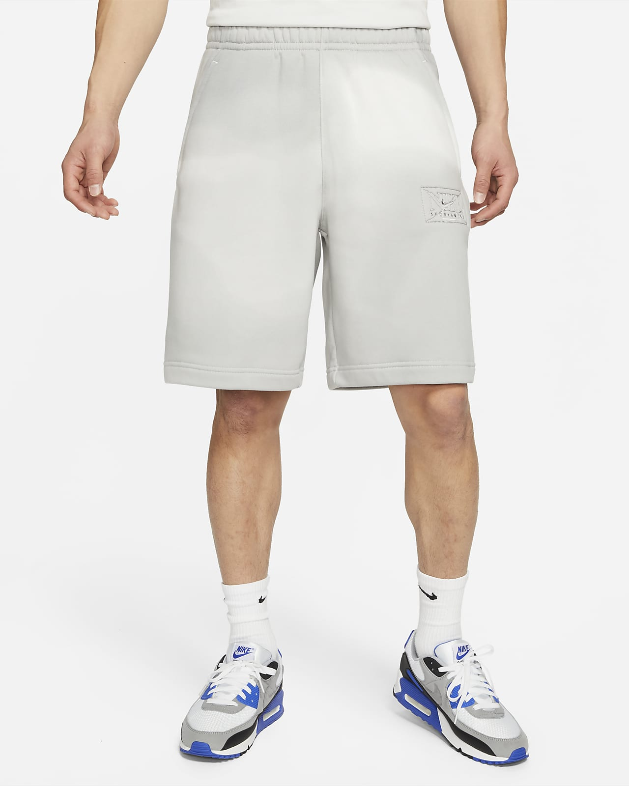 Shorts para hombre Nike Sportswear Club Fleece