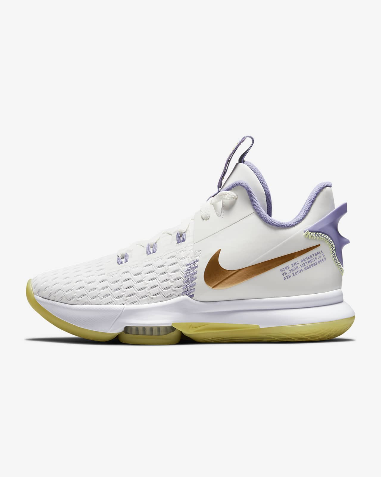 Sapatilhas de basquetebol LeBron Witness 5