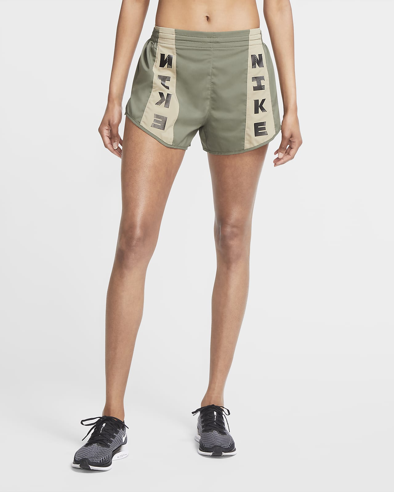 Nike Icon Clash Tempo Luxe Women's Running Shorts