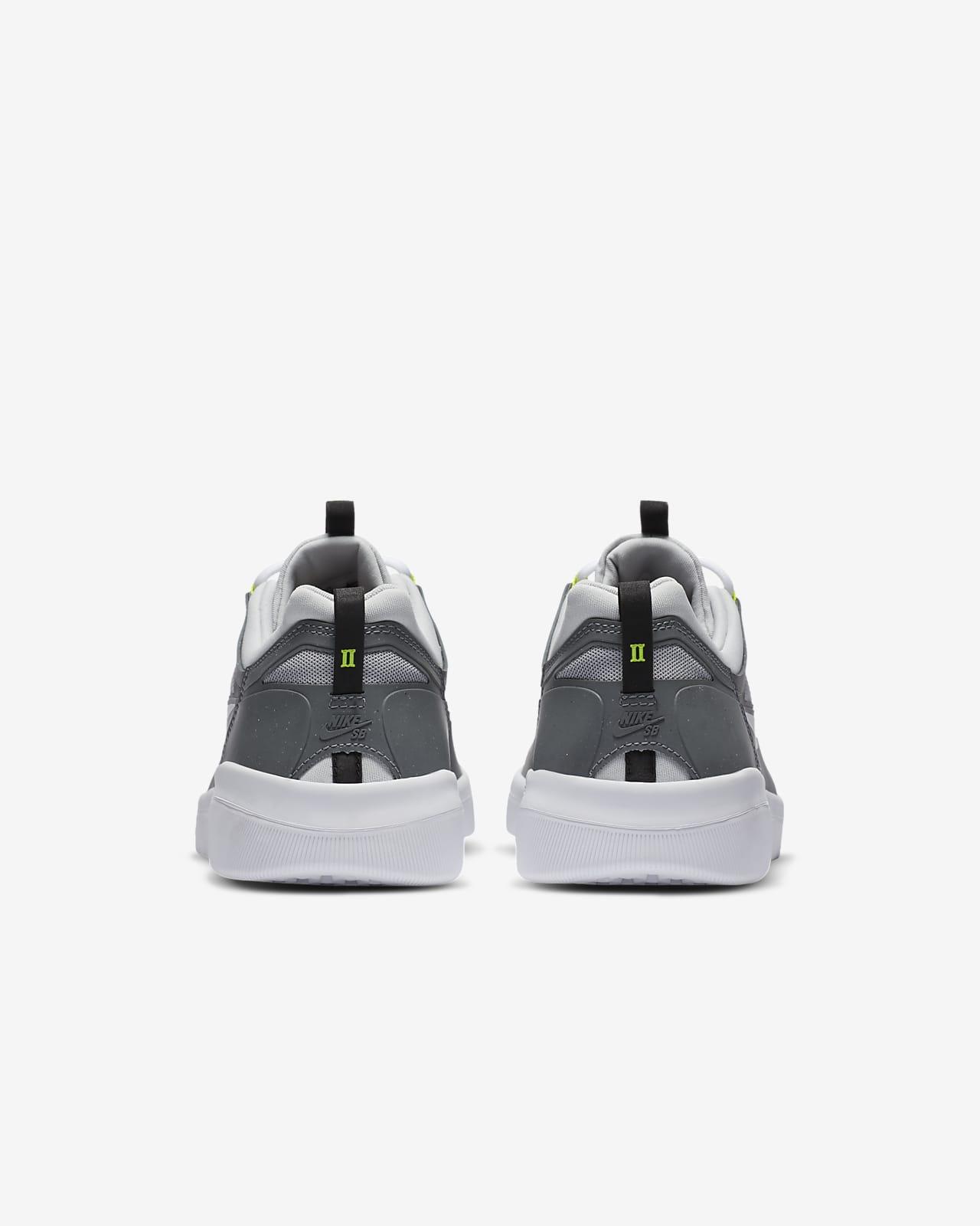 Mirar atrás paso candidato  Nike SB Nyjah Free 2 Skate Shoe. Nike BE