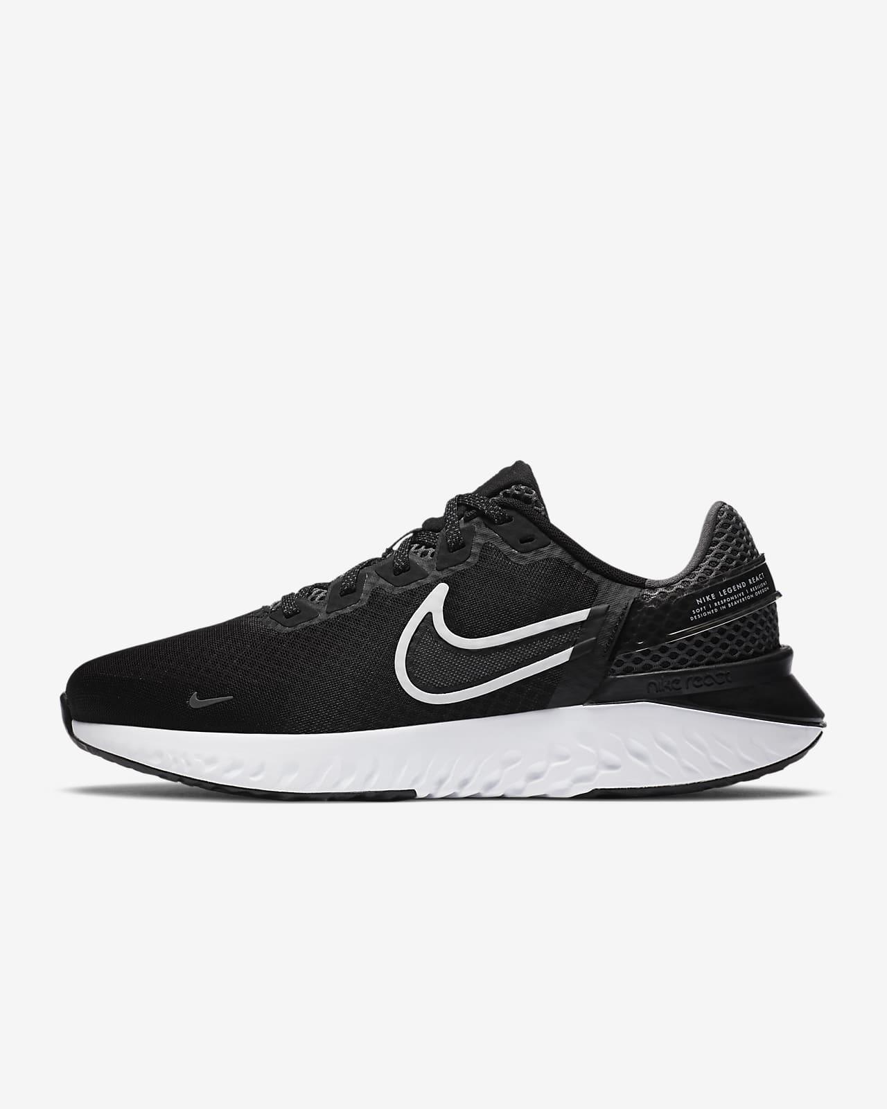 Nike Legend React 3 男款路跑鞋