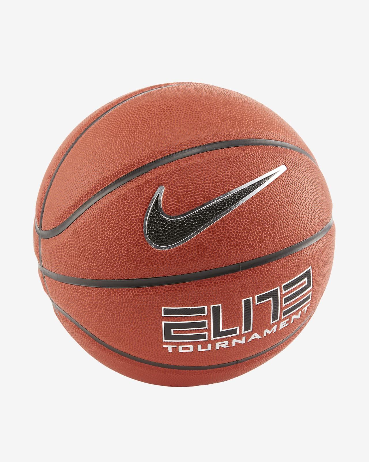 Balón de básquetbol Nike Elite Tournament (tamaño 6 y 7)
