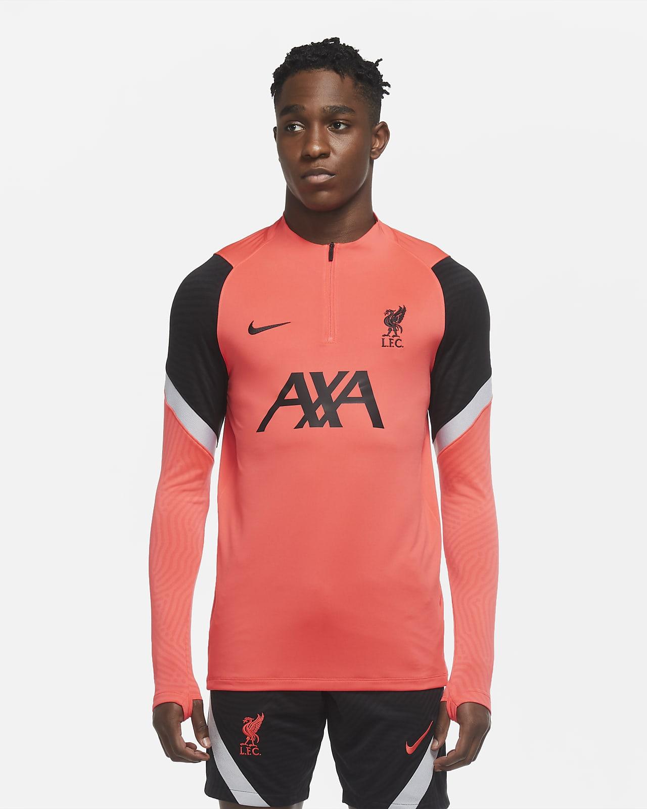 Мужская футболка для футбольного тренинга Liverpool FC Strike