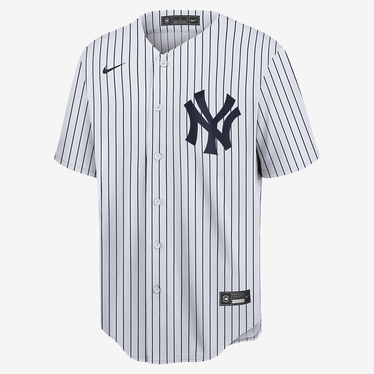 capa Prestador oler  Jersey de béisbol Replica para hombre MLB New York Yankees (Aaron Judge).  Nike.com