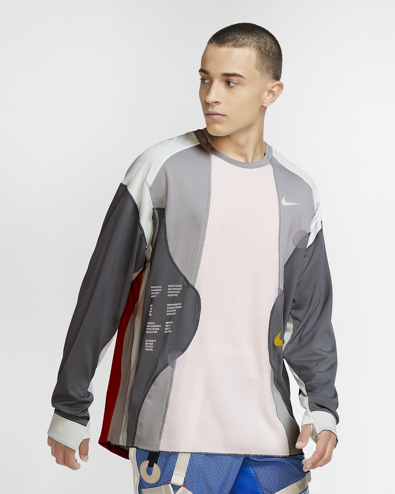Nike Dri-FIT ISPA Long-Sleeve Top