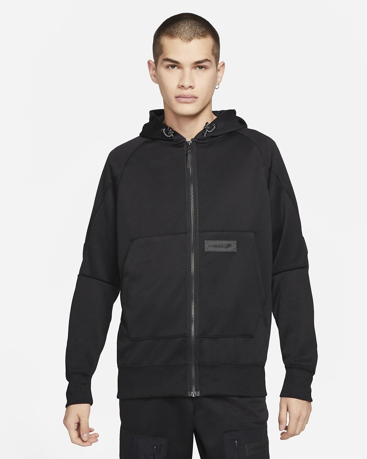 Sweat à capuche entièrement zippé Nike Sportswear Air Max pour Homme