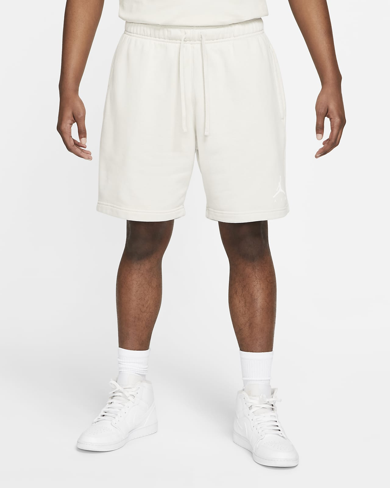 Jordan Jumpman Men's Washed Fleece Shorts