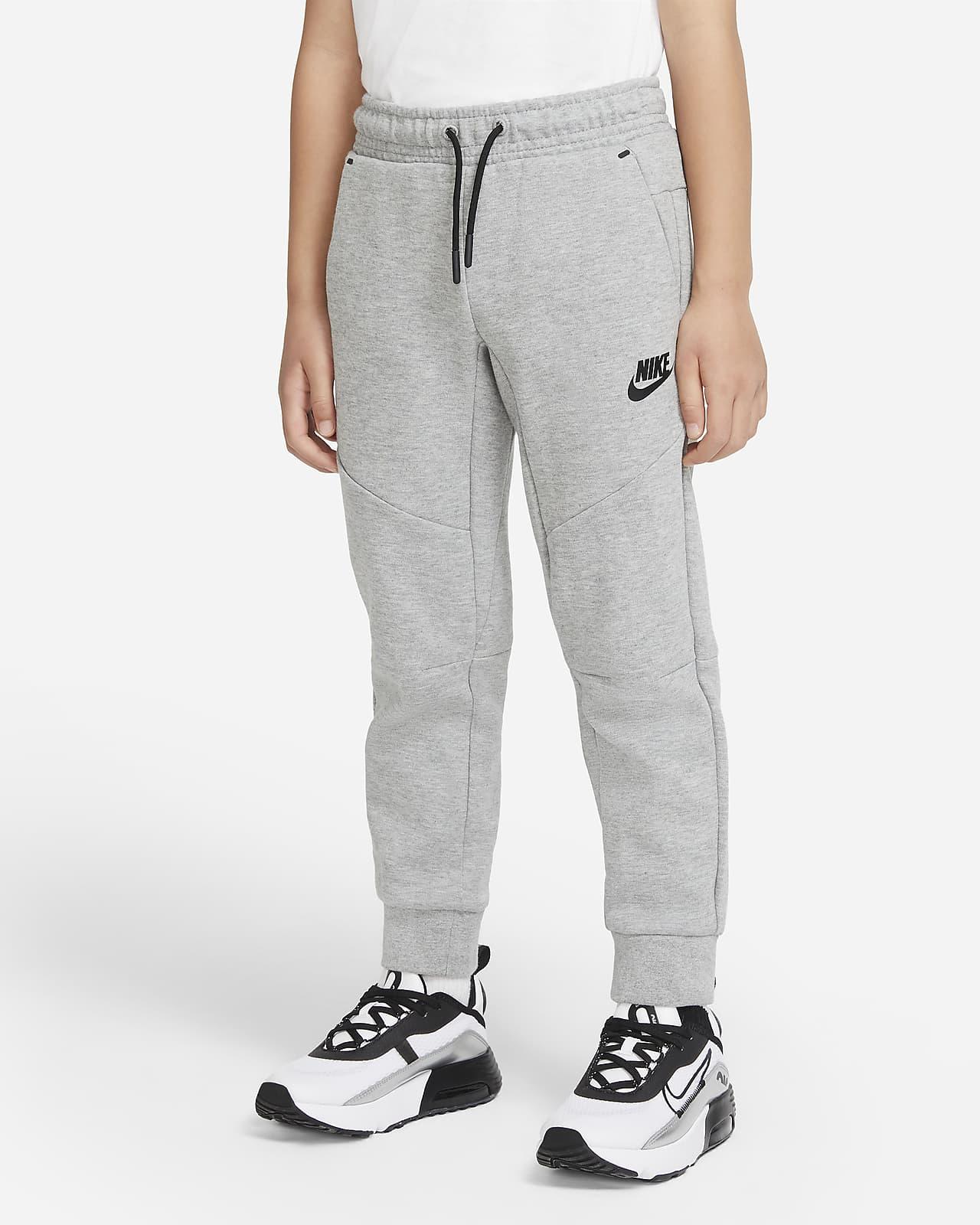 sólido Cuadrante Leia  Pantalones para niño talla pequeña Nike Sportswear Tech Fleece. Nike.com