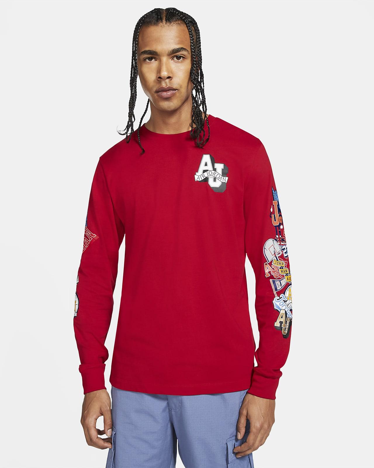 Jordan Varsity Men's Long-Sleeve T-Shirt