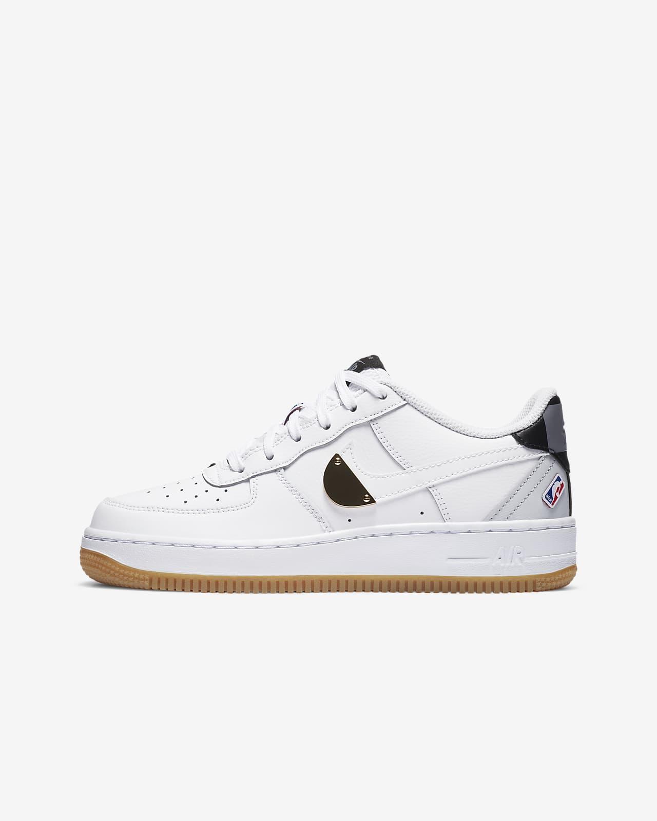 Nike Air Force 1 LV8 1 HO20 (GS) 大童运动童鞋