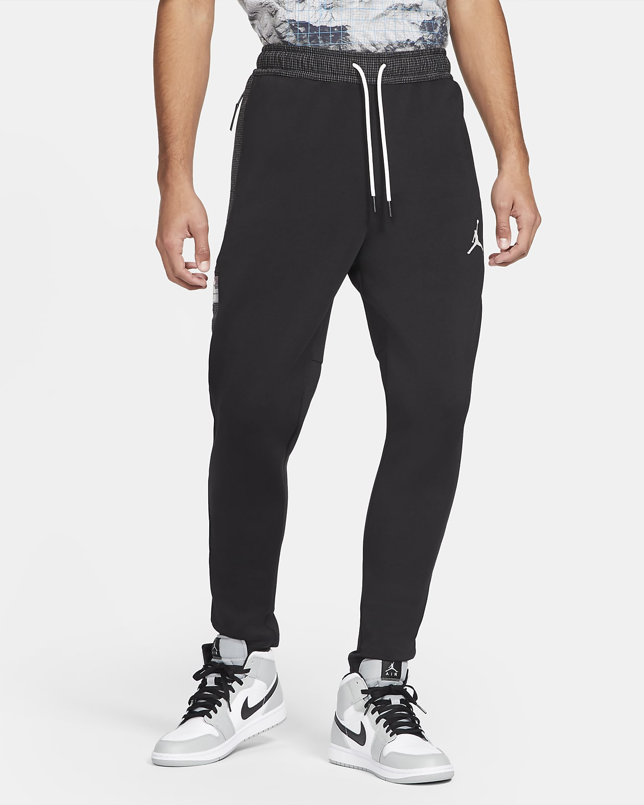 Pantaloni in fleece Jordan Air - Uomo