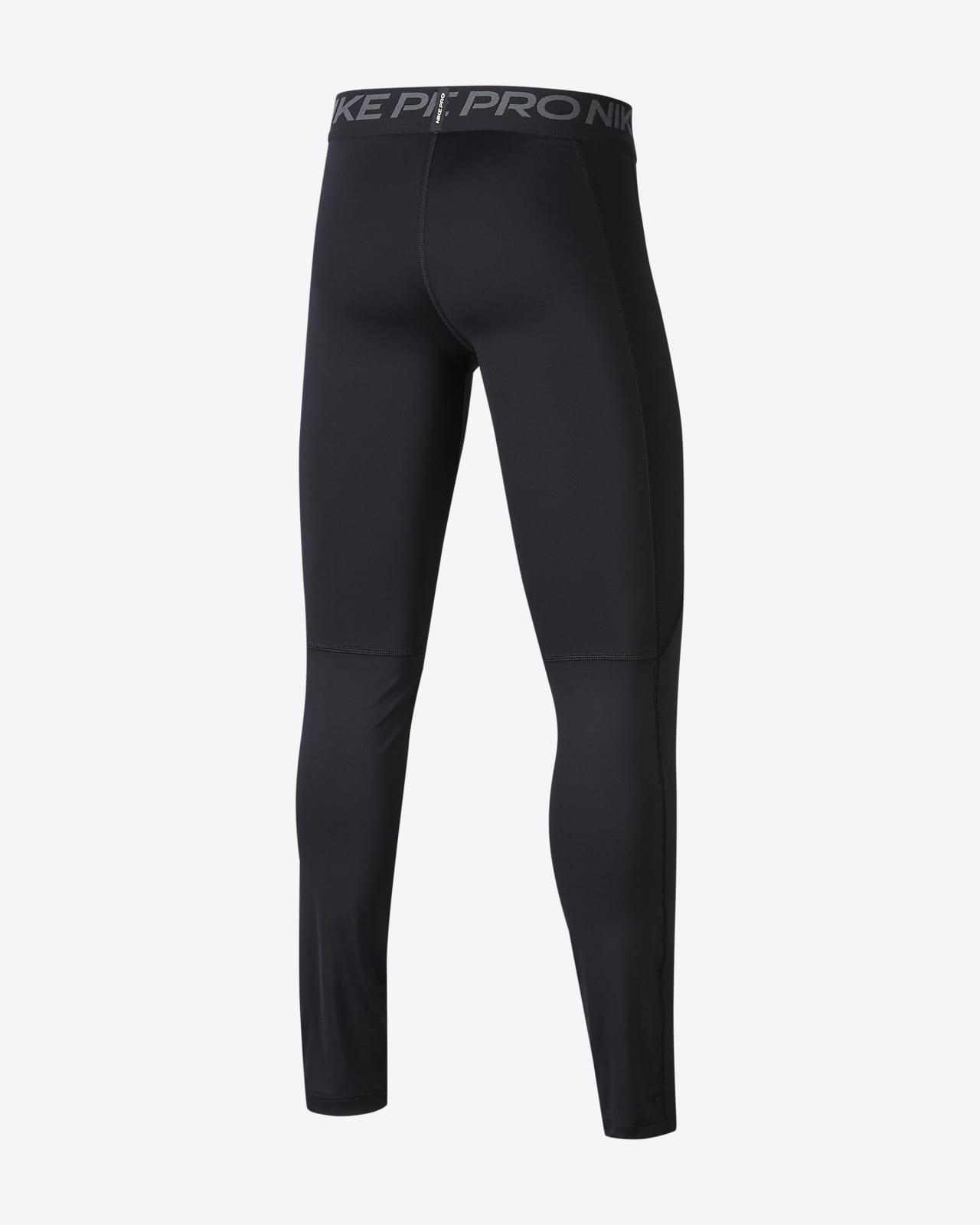 Gutt Nike Pro Bukser og tights. Nike NO