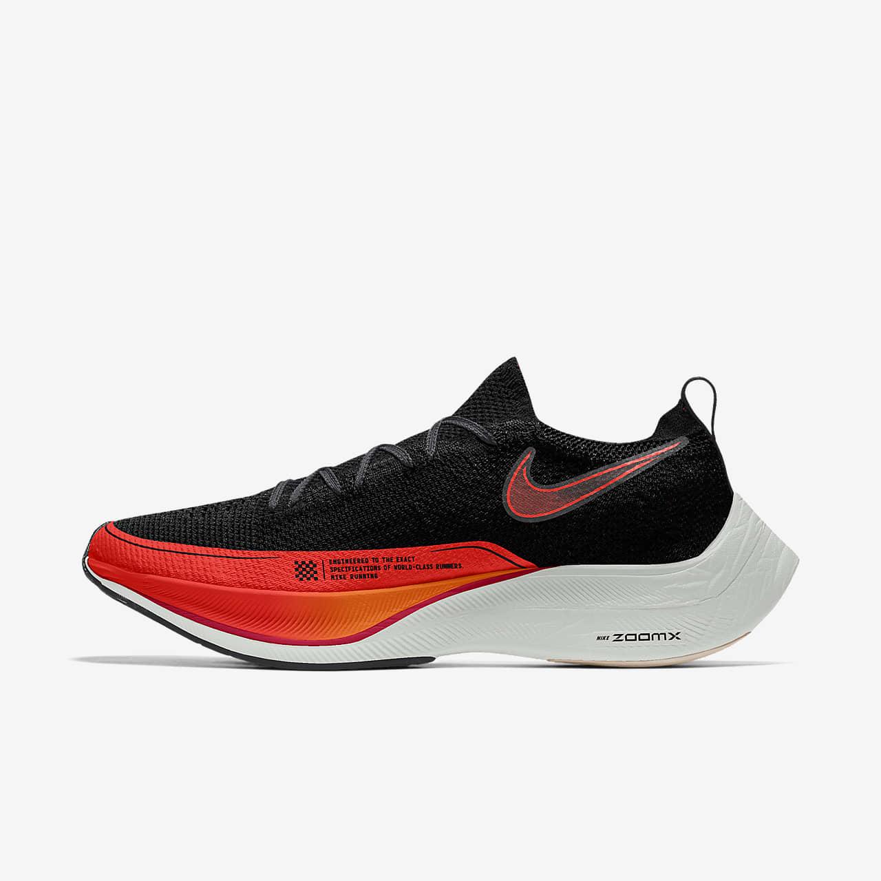 Nike ZoomX Vaporfly NEXT% 2 By You Custom Women's Running Shoe