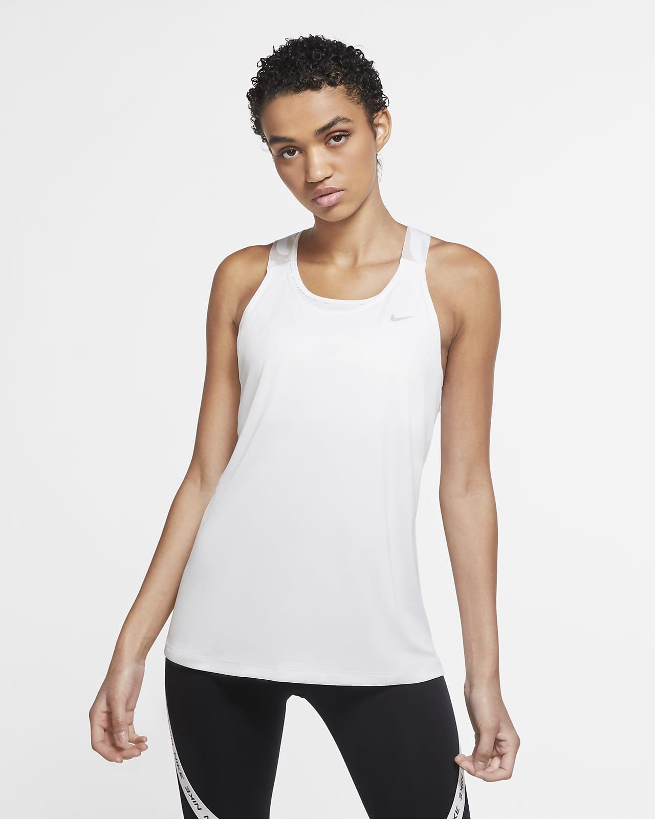 Nike Pro Women's Camo Strap Tank