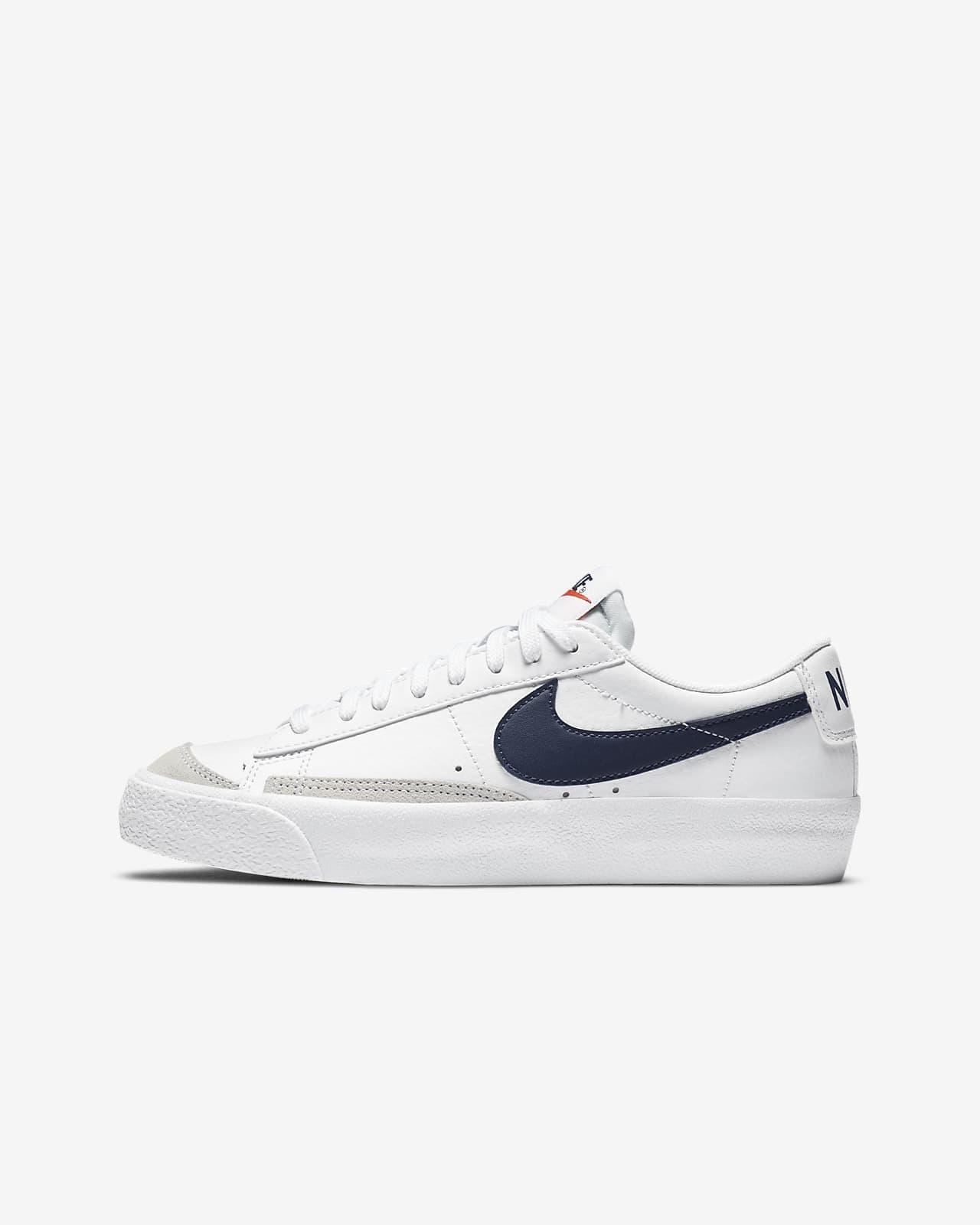 Nike Blazer Low '77 Big Kids' Shoe
