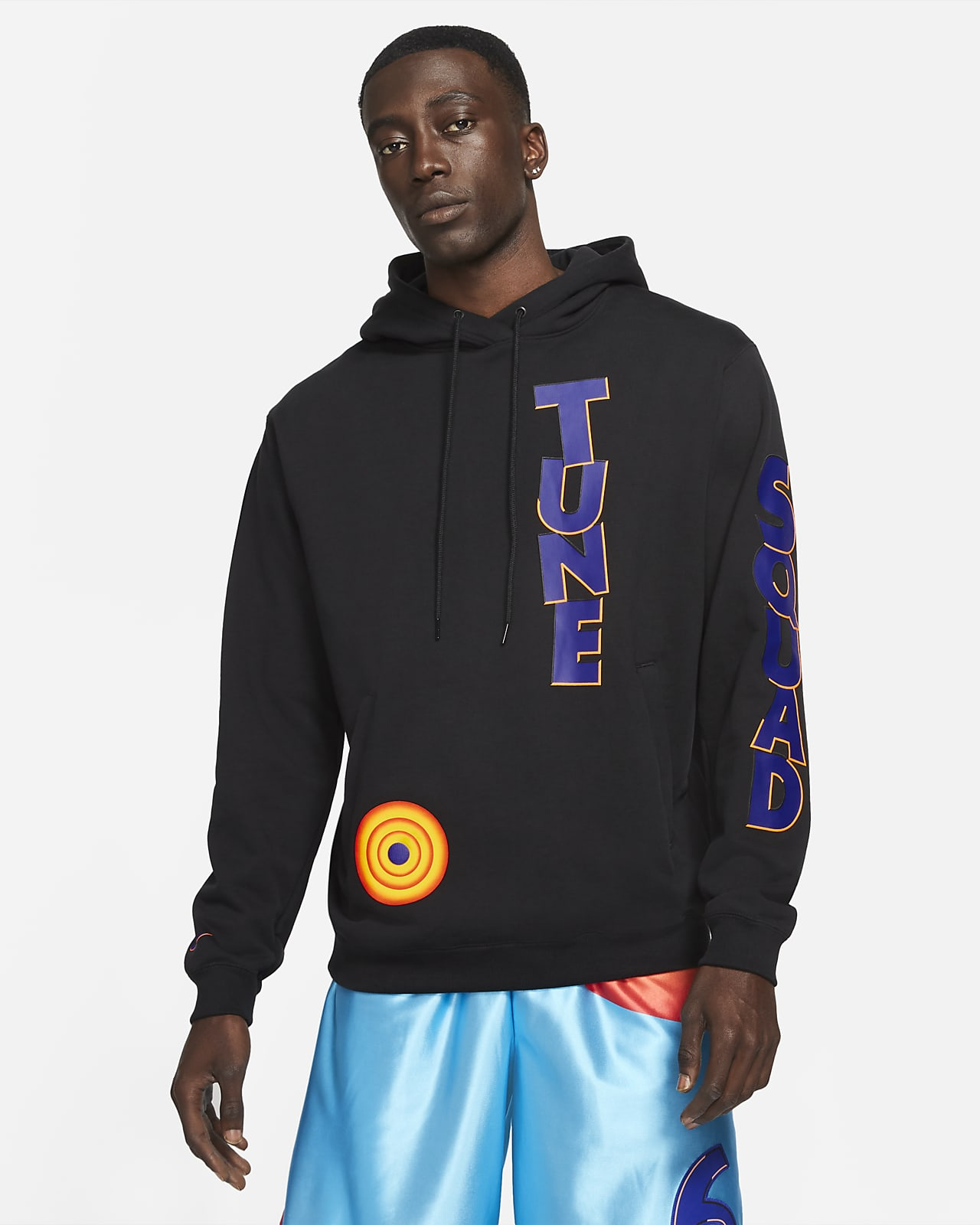 """LeBron x Space Jam: A New Legacy """"Tune Squad"""" Men's Nike Hoodie"""