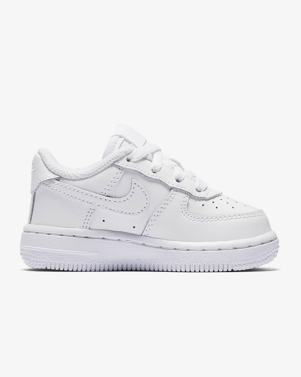 nike force 1 td zapatillas bebé niños