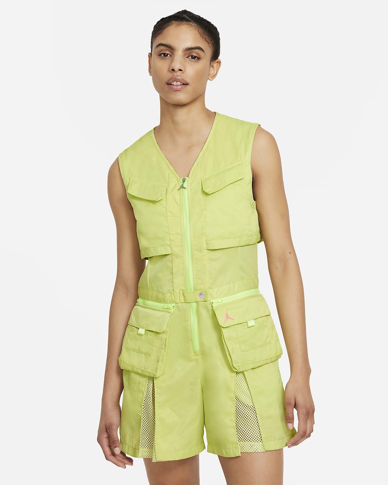 Jordan Heatwave Flightsuit-Romper für Damen