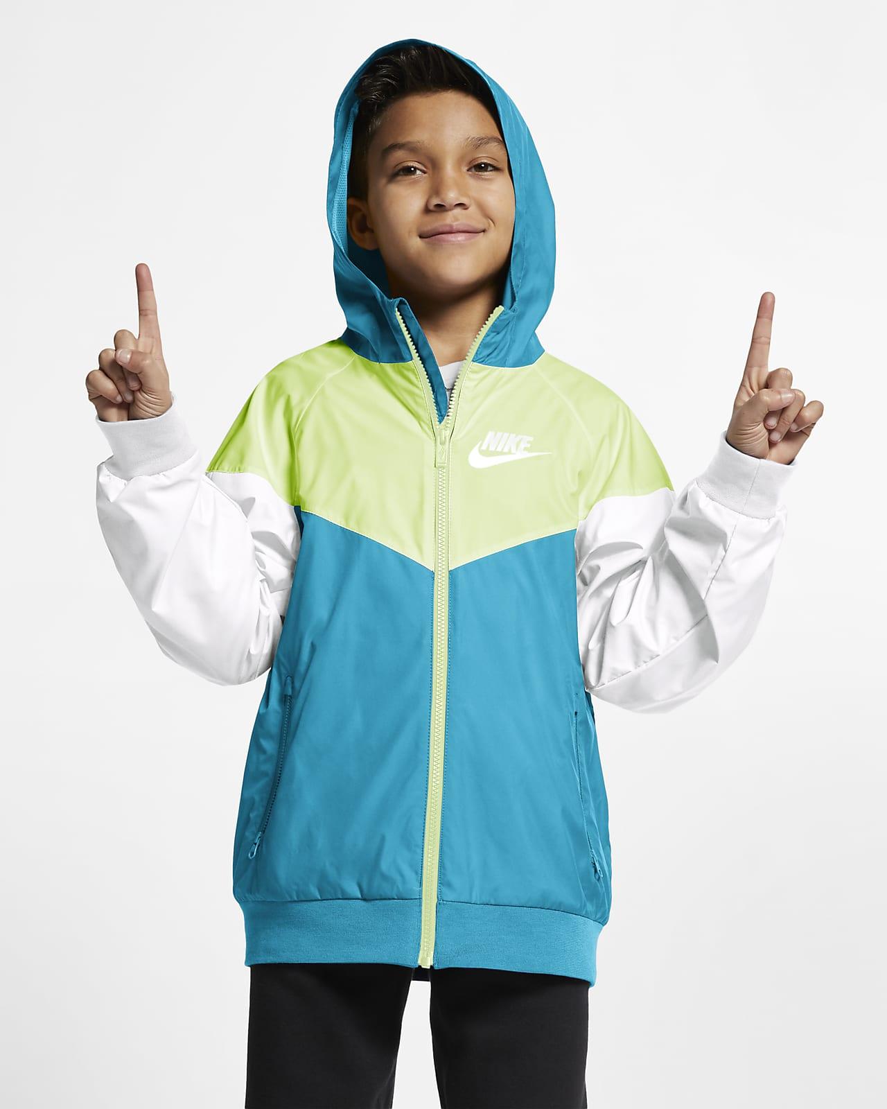 Nike Sportswear Windrunner Big Kids' (Boys') Jacket