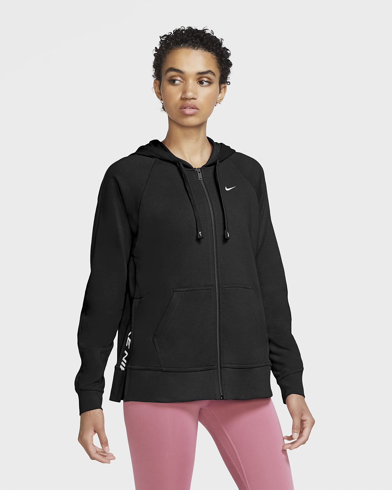 Nike Dri Fit Get Fit Women S Full Zip Training Hoodie Nike Com Use your logo or own design. nike dri fit get fit women s full zip training hoodie