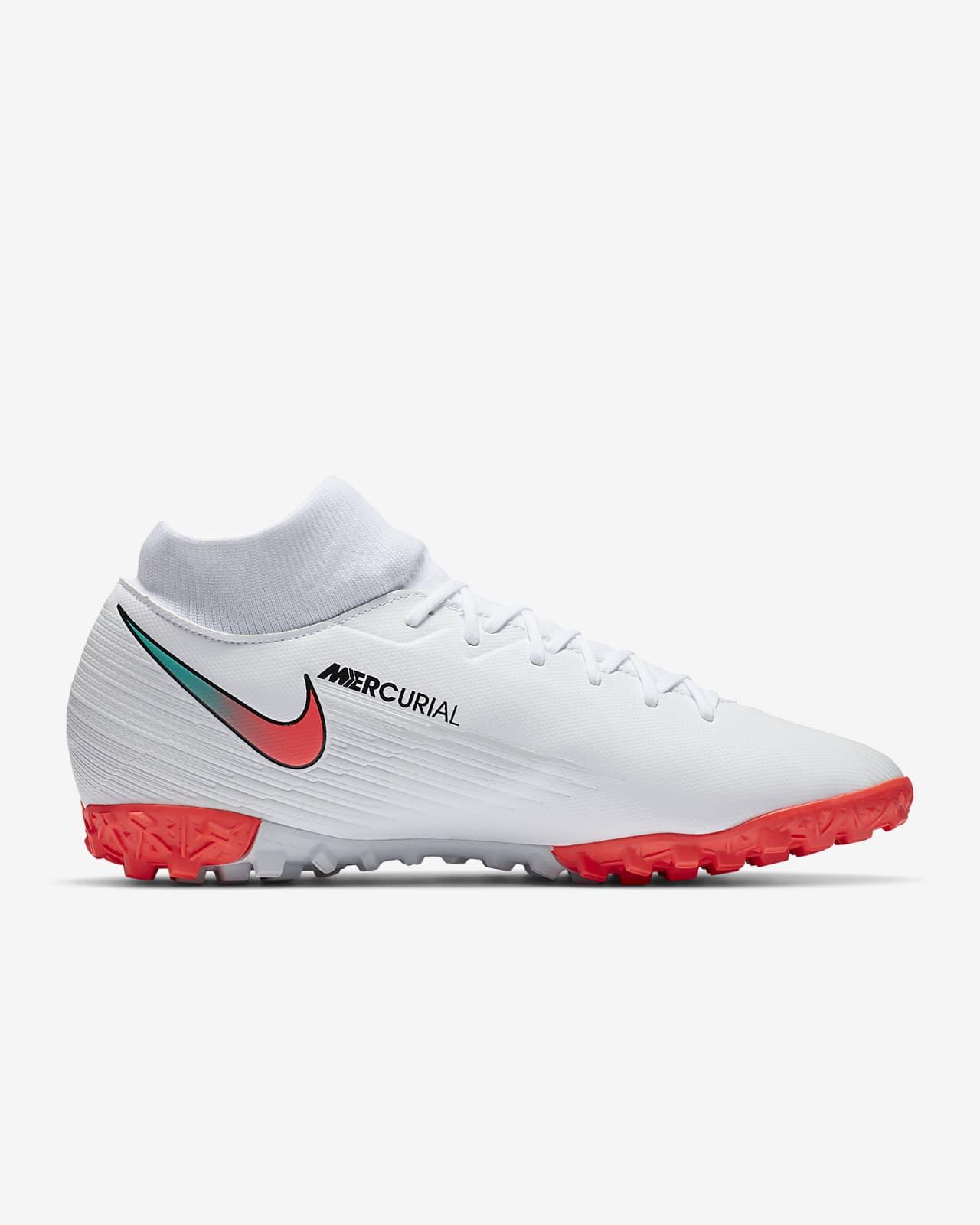 Rectángulo tos Plano  Calzado de fútbol Nike MercurialX Superfly 7 Academy para terreno  artificial. Nike.com