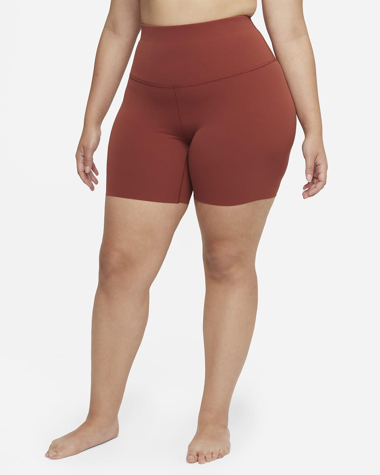 Nike Yoga Luxe Women's Shorts (Plus Size)