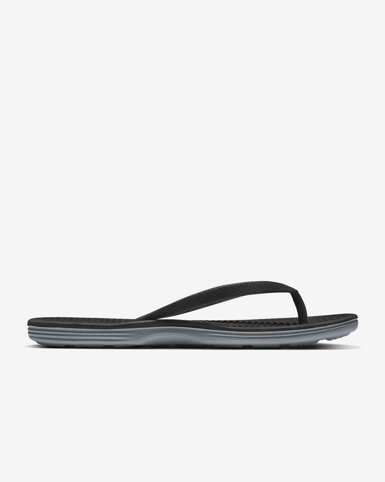 Nike Solarsoft Women's Flip Flop. Nike GB