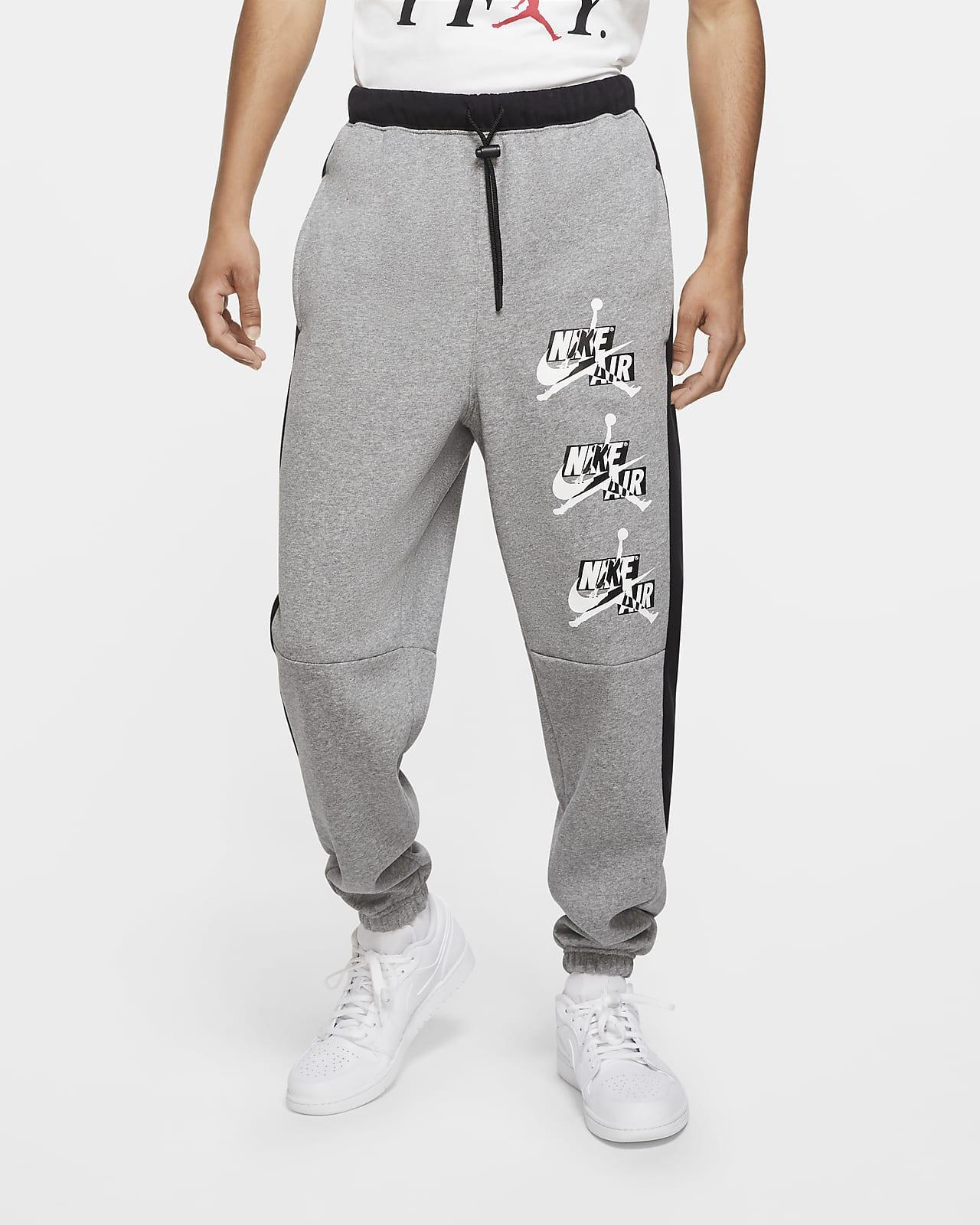 Męskie spodnie z dzianiny Jordan Jumpman Classics