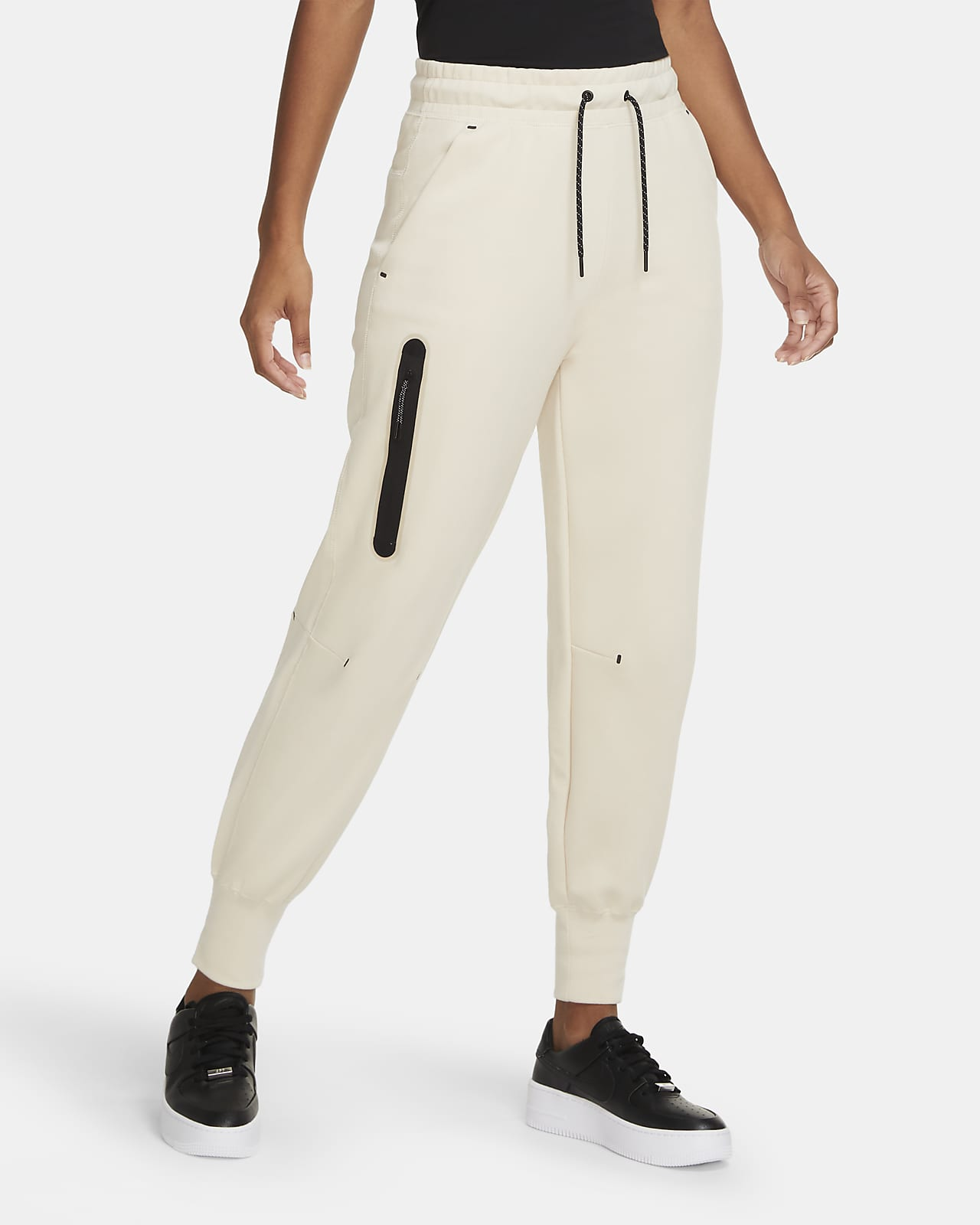 Nike Sportswear Tech Fleece Women S Trousers Nike Lu