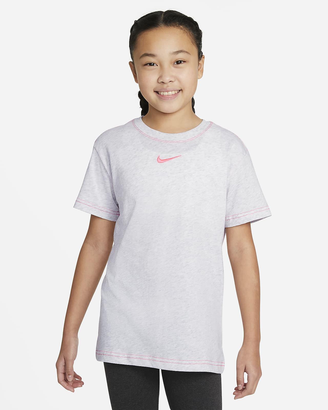 T-shirt Nike Sportswear Júnior (Rapariga)